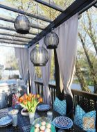 36+ Fresh And Creative Outdoor Patio Secrets 122