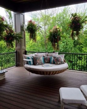 36+ Fresh And Creative Outdoor Patio Secrets 124