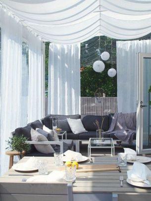 36+ Fresh And Creative Outdoor Patio Secrets 126