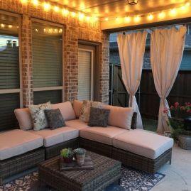 36+ Fresh And Creative Outdoor Patio Secrets 161