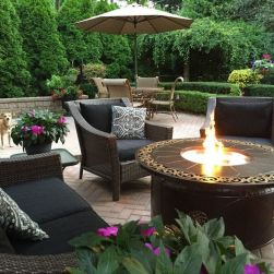 36+ Fresh And Creative Outdoor Patio Secrets 69