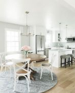 37+ Instant Solutions For Farmhouse Dinning Room 11