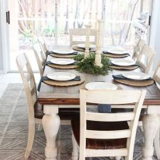 37+ Instant Solutions For Farmhouse Dinning Room 131