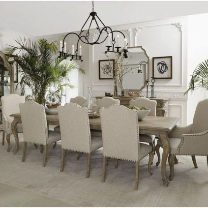 37+ Instant Solutions For Farmhouse Dinning Room 149