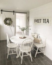 37+ Instant Solutions For Farmhouse Dinning Room 168