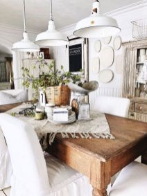 37+ Instant Solutions For Farmhouse Dinning Room 172