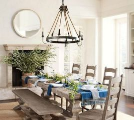 37+ Instant Solutions For Farmhouse Dinning Room 190