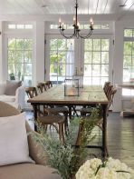 37+ Instant Solutions For Farmhouse Dinning Room 2
