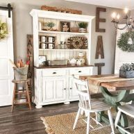37+ Instant Solutions For Farmhouse Dinning Room 23