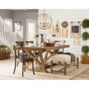 37+ Instant Solutions For Farmhouse Dinning Room 52