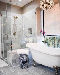 37+ Top Bathroom Drapery Ideas Secrets 142