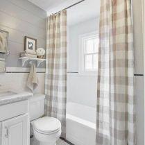 37+ Top Bathroom Drapery Ideas Secrets 145