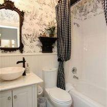 37+ Top Bathroom Drapery Ideas Secrets 20