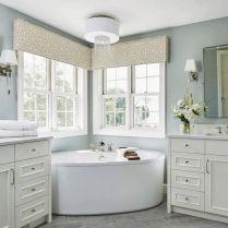 37+ Top Bathroom Drapery Ideas Secrets 419