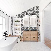 37+ Top Bathroom Drapery Ideas Secrets 486