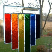 37+ Vital Pieces Of Stained Glass Home Design Ideas 160