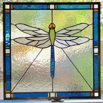 37+ Vital Pieces Of Stained Glass Home Design Ideas 190