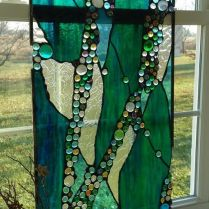37+ Vital Pieces Of Stained Glass Home Design Ideas 197