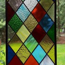 37+ Vital Pieces Of Stained Glass Home Design Ideas 215