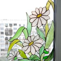 37+ Vital Pieces Of Stained Glass Home Design Ideas 239