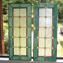 37+ Vital Pieces Of Stained Glass Home Design Ideas 252
