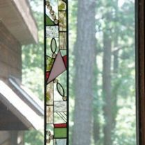 37+ Vital Pieces Of Stained Glass Home Design Ideas 267
