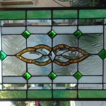 37+ Vital Pieces Of Stained Glass Home Design Ideas 309