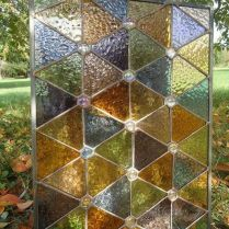 37+ Vital Pieces Of Stained Glass Home Design Ideas 59
