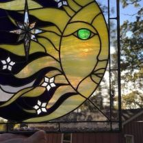 37+ Vital Pieces Of Stained Glass Home Design Ideas 7