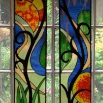 37+ Vital Pieces Of Stained Glass Home Design Ideas 73