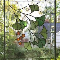37+ Vital Pieces Of Stained Glass Home Design Ideas 96