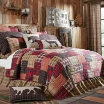 39+ The Run Down On Plaid Bedding Ideas Exposed 10