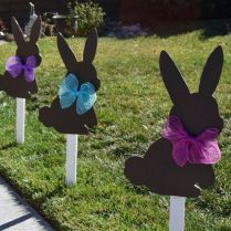 40+ Things You Won't Like About Easter Ideas For Outdoor Decorations And Things You Will 137