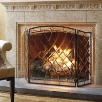 41+ What You Do Not Know About Fireplace Cover Frame May Shock You 145