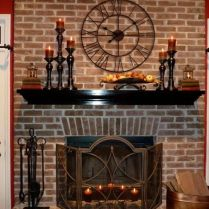 41+ What You Do Not Know About Fireplace Cover Frame May Shock You 166