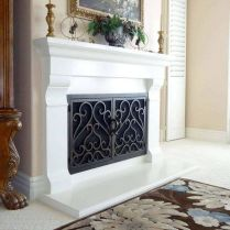 41+ What You Do Not Know About Fireplace Cover Frame May Shock You 317