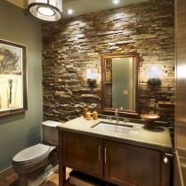 49+ Fraud, Deceptions, And Downright Lies About Bathroom Designs With Stone For Elegant Look Exposed 153