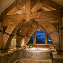 49+ Fraud, Deceptions, And Downright Lies About Bathroom Designs With Stone For Elegant Look Exposed 22