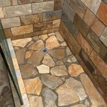49+ Fraud, Deceptions, And Downright Lies About Bathroom Designs With Stone For Elegant Look Exposed 337