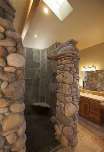 49+ Fraud, Deceptions, And Downright Lies About Bathroom Designs With Stone For Elegant Look Exposed 48