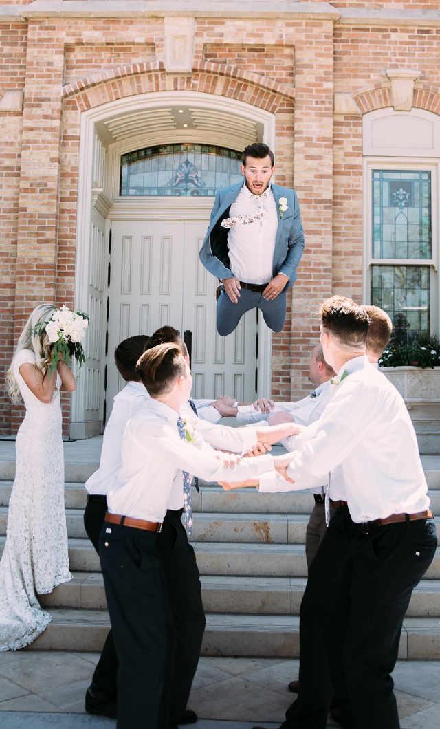 Die allerbesten Hochzeitsspiele