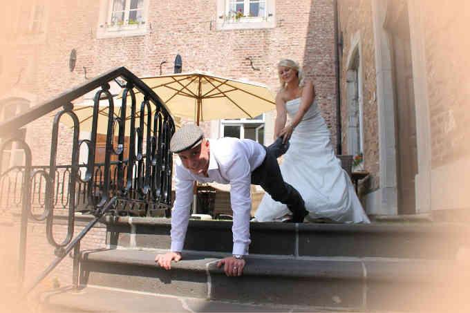 Noch mehr Hochzeitsspiele