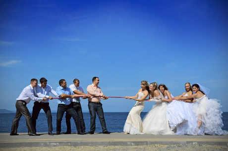 Spiele für Deine Hochzeit