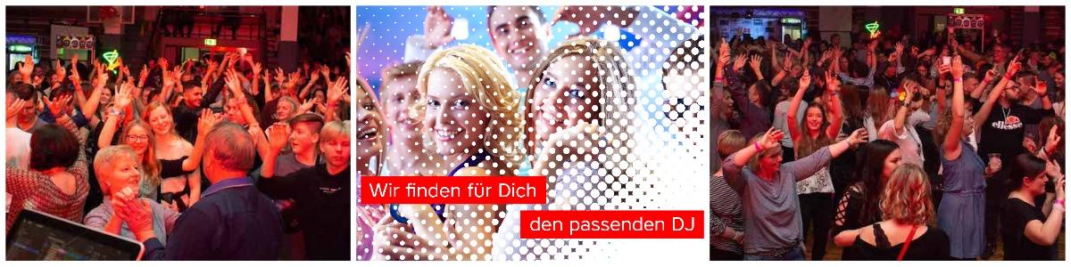 DJ Charts von DJ Vermittlung in Hamburg
