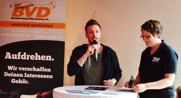 1. DJ Meeting in Amelinghausen - DJ Jerome