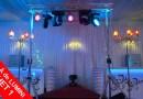 Schela de Lumini pentru Nunta Botez