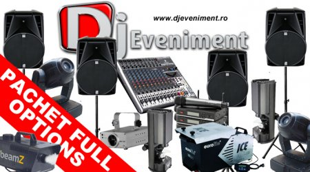 dj nunta botez full options
