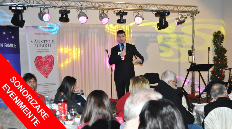 Sonorizari Evenimente de Firma Timisoara Lugoj Resita Caransebes