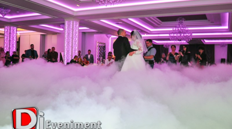 Nunta Marian si Zorela la Jadore Fum Dansul Mirilor Lugoj