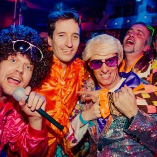 """""""Die Deutsche Schlagerparty"""" mit DJ Frankie b."""